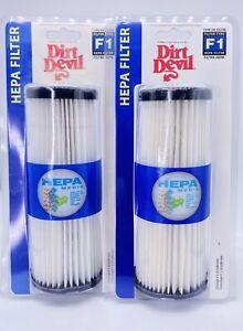 Genuine Dirt Devil F1 HEPA  Filters 3JC0280000 Bagless Uprights