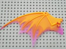 Aile de dragon LEGO ELVES Dragon Wing 51342pb08 / 41175 Fire Dragon's Lava Cave
