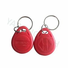 RFID Tag 125khz Proximity Access control Smarl ID Token Read Only Red -1000pcs
