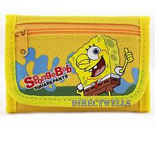 Spongebob Yellow Wallet