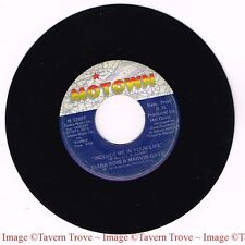 "MOTOWN M 1269F Diana Ross Marvin Gaye ‎My Mistake (Was To Love You) G/VG+ 7"" 45"