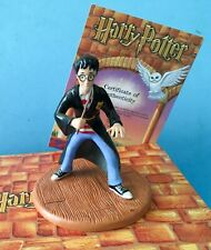 Royal Doulton Harry Potter Wizard In Training Porcelain Figurine, Perfect,Hpfig7