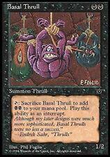 4x Basal Thrull MTG MAGIC FE Fallen Empires Eng Phil Foglio