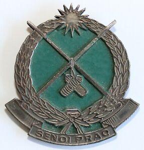 Malaysia Senoi Pra'aq Badge Colonial Commonwealth Singapore Malaya