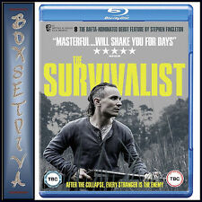 THE SURVIVALIST - Mia Goth & Martin McCann  *BRAND NEW BLURAY **
