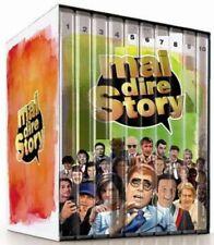 10 Dvd Box Cofanetto «MAI DIRE STORY» con Gialappa's Band Teocoli completa nuovo