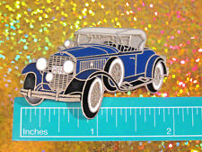 Vintage late 20's CADILLAC ? roadster - hat pin , lapel pin , tie tac GIFT BOXED