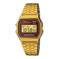 CASIO Vintage Classic Series Digital Gold Retro Watch A159WGEA-5DF A159WGEA-5