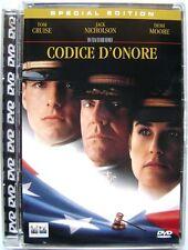 Dvd Codice d'onore - Ed. Speciale Super jewel box di Rob Reiner 1992 Usato raro