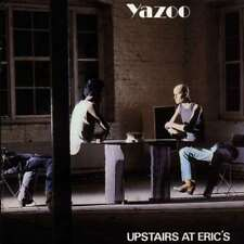 YAZOO - UPSTAIRS AT ERIC'S D/Remaster CD ~ ALISON MOYET~VINCE CLARKE YAZ *NEW*