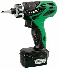 Hitachi Db10dl Avvitatore con Batteria al Litio 10.8 V 1.5 AH