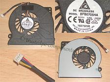 Asus N61 N61V N61W N61J N61JV N61JQ N61VG K72D Laptop CPU Cooling Fan BFB0705HA