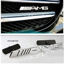 Metal Trunk ////AMG Grill Grills Emblem Badge for Mercedes Benz AMG 2016
