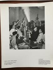 """1959 Kodak National Photo Contest For High School Students- """"Lab Experiment"""""""
