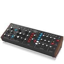 Behringer Model D Analog Synthesizer Eurorack-sized Analog - Open Box