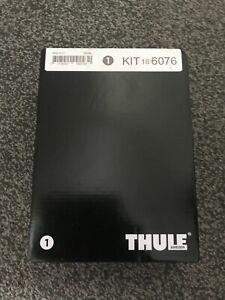 Thule Evo Flush Rail Fitting Kit 6076 for KIA Niro, 5-dr SUV / Brand New in Box.