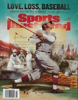 Sports Illustrated July 2020 Love, Loss, Baseball - Babe Ruth