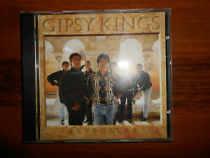 CD AUDIO: ESTRELLAS-GIPSY KINGS-1995-COLUMBIA