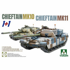 Takom 1/72 5006 Chieftain Mk10/chieftain Mk11