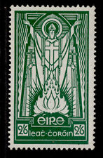 More details for ireland gvi sg123, 2s 6d emerald-green, nh mint. cat £40. ordinary