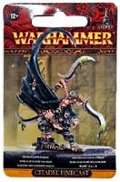 Skaven Deathmaster Resin Blister Warhammer AOS Age of Sigmar NIB
