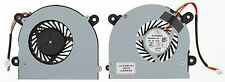 Msi S6000 X600 Laptop Cpu Ventilador de enfriamiento Bs5005hs-u89 6-31-w25hs-100-1 B142