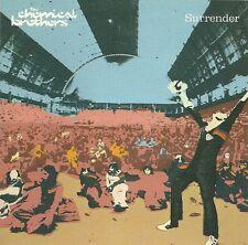Original 1999 11 Track CD Album     THE CHEMICAL BROTHERS     Surrender     MINT