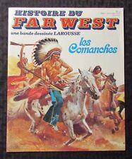 1981 HISTOIRE DU FAR WEST #11 FN+ 6.5 Billy The Kid - Spanish