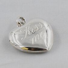 Thomas Sabo Medaillon - PE464-001-12 - Silber - Medaillon Kiss me Medaillon