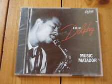 Eric Dolphy - Music Matador LEJAZZ / CHARLY  RECORDS CD OVP