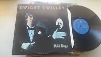 DWIGHT TWILLEY wild dogs LP Z40266 orig Vinyl 1986 CBS US PROMO rare!!