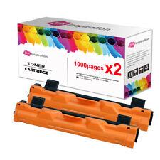 More details for 2black toner cartridge fits brother tn1050 hl-1112r hl-1210w mfc-1810 printer