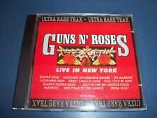 CD Guns N' Roses - Live In New York (Ultra Rare Trax) (Ultra -Rare Brazil Only)