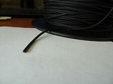 Corde di gomma, o ring Cord Neoprene Spugna Nero diametro 5mm X 1m