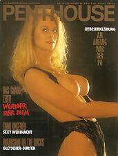 Penthouse 12/1990 Hardy Krüger * de diciembre/1990