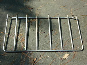 MG FIAT CORVETTE TRIUMPH NOMAD CHEVY FORD LUGGAGE RACK