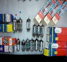 lot des lampes mx110M   -mx110Z    Rtubage   pré- amplificateur mcintosh