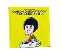 Bandes Dessinées Comics Chansons Tréfilage Cosi' Comme Sont Anse Di Andy Ventura