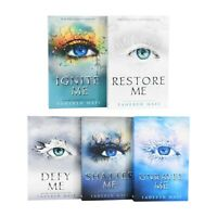 Shatter Me Series 5 Books Young Adult Collection Paperback Set By Tahereh Mafi