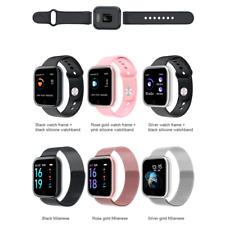 Smart Watch Sports IP68 Waterproof Heart Rate Monitor Fitness Tracker Smartwatch