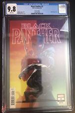 Black Panther #2 1:25 Variant CGC 9.8 - 2018 First Killmonger Symbiote HTF