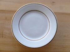 "Homer Laughlin Pristine Oro 5-3/8"" Side Plates - (Case of 36) (#6336010)"