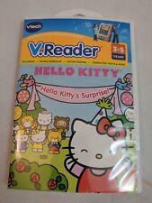 VTech VReader Hello Kitty Hello Kitty's Surprise New, Sealed