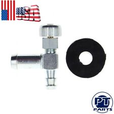 Fuel Tank Shutoff Valve and Rubber Bushing for Simplicity 1654930 and 1654930SM