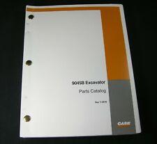 CASE 9045B Excavator Crawler Tractor Parts Manual Book Catalog List Bur 7-2970
