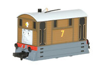 Bachmann 58747 TOBY THE TRAM ENGINE (WITH MOVING EYES) (HO SCALE) NEW Thomas TTT