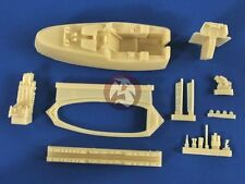 Verlinden 1/48 Lockheed Martin F-22 Raptor Full Cockpit Set (for Academy) 2514