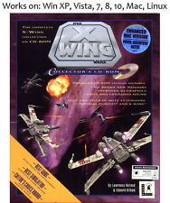 Star Wars: X Wing Special Edition PC Mac Linux Game