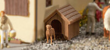 FALLER HO SCALE ~ DOG KENNEL ~ plastic model kitset #180939 suit model train