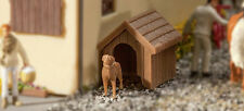 FALLER HO SCALE ~ DOG KENNEL ~ plastic model kitset #180939 suit model train